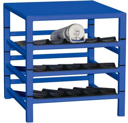 BOC stackable gas cylinders